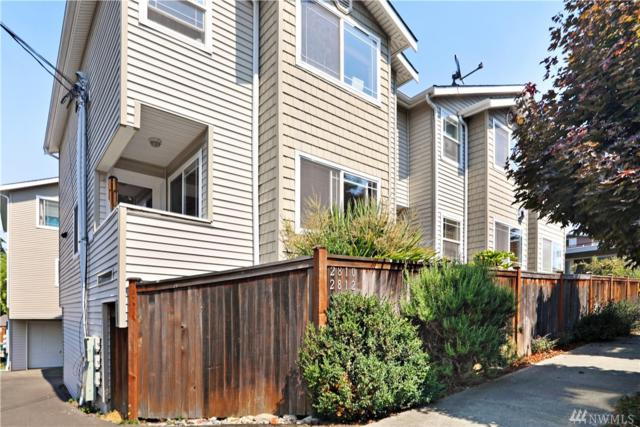 2812 NW 85th St B, Seattle, WA 98117 (#1364093) :: Homes on the Sound