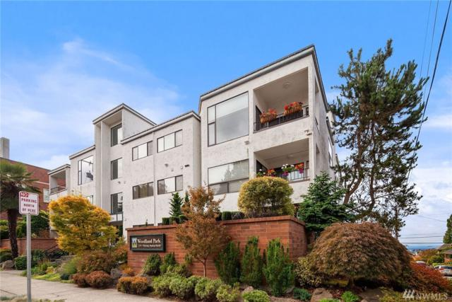5711 Phinney Ave N #102, Seattle, WA 98103 (#1364155) :: Homes on the Sound