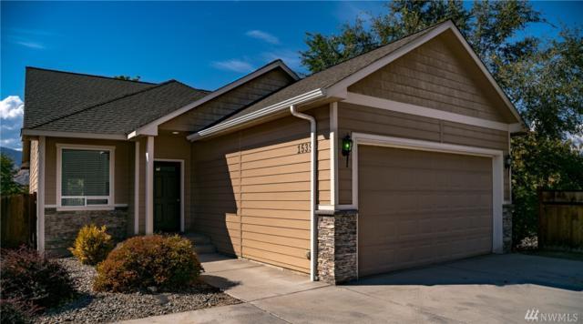 1539 N Anne Ave, East Wenatchee, WA 98802 (#1364216) :: Carroll & Lions