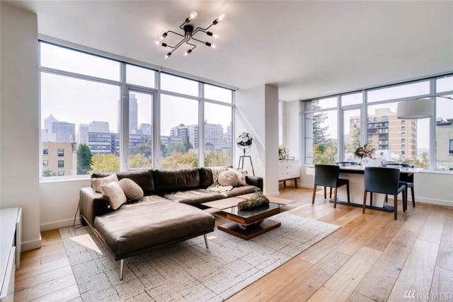 1321 Seneca St #407, Seattle, WA 98101 (#1364259) :: Icon Real Estate Group