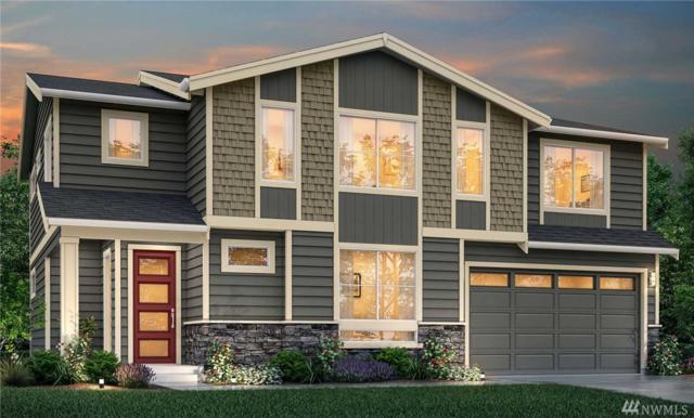 3417 NE 8th (Lot 8) Place, Renton, WA 98056 (#1364290) :: KW North Seattle