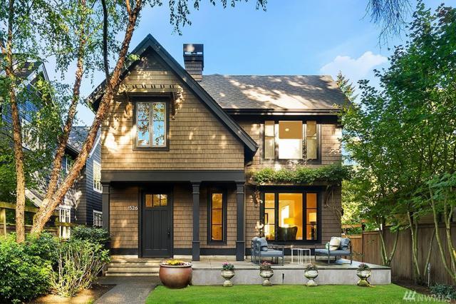 1526 37th Ave E, Seattle, WA 98112 (#1364311) :: Ben Kinney Real Estate Team
