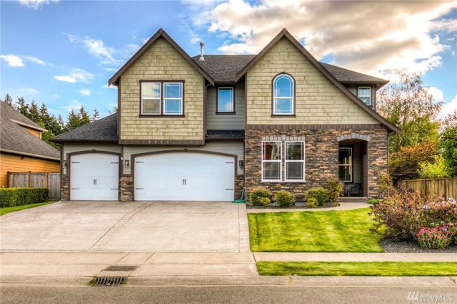 8412 229th St Ct E, Graham, WA 98338 (#1364360) :: The Robert Ott Group