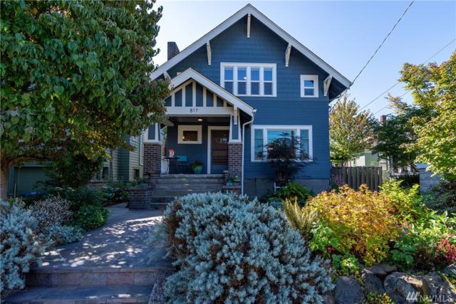 817 W Bothwell St, Seattle, WA 98119 (#1364372) :: Homes on the Sound