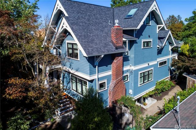 5636 Keystone Place N, Seattle, WA 98103 (#1364439) :: Homes on the Sound