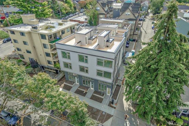 1007 W Howe St, Seattle, WA 98119 (#1364486) :: Homes on the Sound