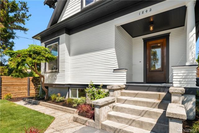 1842 S Weller St #1, Seattle, WA 98144 (#1364553) :: KW North Seattle