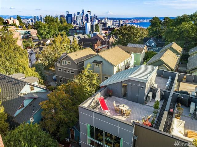 315 W Galer #105, Seattle, WA 98119 (#1364631) :: Homes on the Sound
