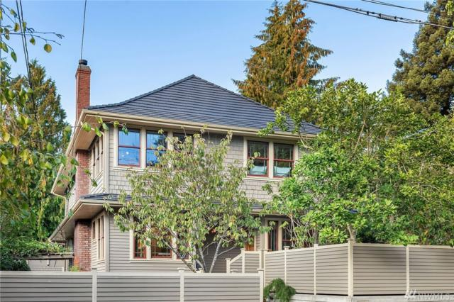 116 N 50th St, Seattle, WA 98103 (#1364657) :: Homes on the Sound