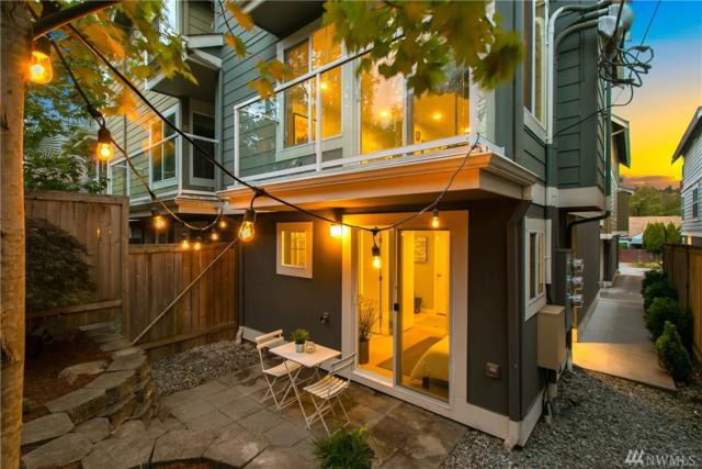 5034 Delridge Wy SW A, Seattle, WA 98106 (#1364695) :: Real Estate Solutions Group
