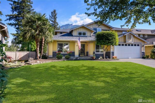 430 SE 10th St, North Bend, WA 98045 (#1364726) :: The DiBello Real Estate Group