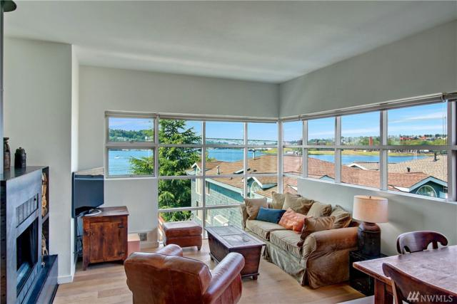 2364 Fairview Ave E #1, Seattle, WA 98102 (#1364745) :: KW North Seattle