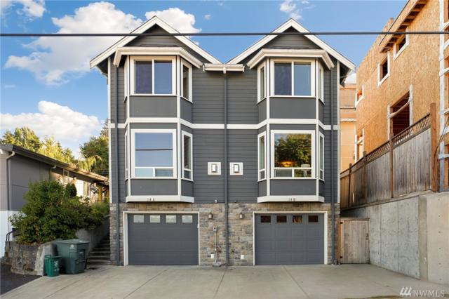 114-B W Florentia St, Seattle, WA 98119 (#1364746) :: The Robert Ott Group