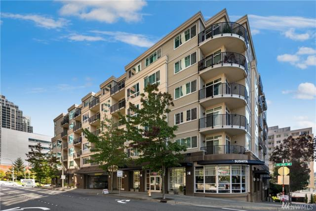 300 110th Ave NE #411, Bellevue, WA 98004 (#1364789) :: Better Homes and Gardens Real Estate McKenzie Group