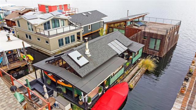 3130 Portage Bay Place E C, Seattle, WA 98102 (#1364856) :: Kwasi Bowie and Associates