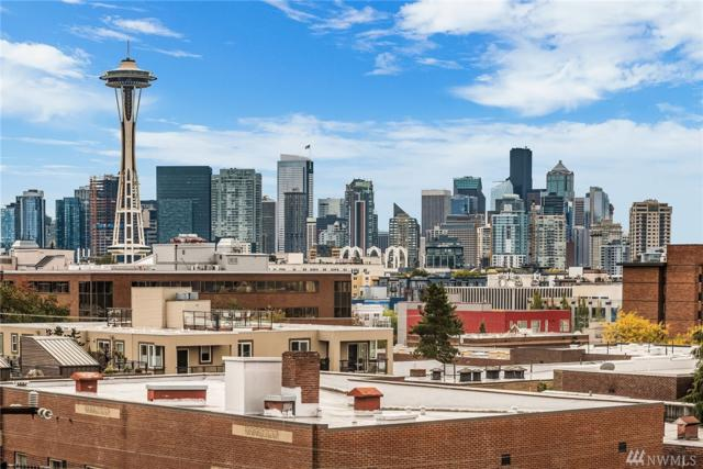 410 W Roy St #304, Seattle, WA 98119 (#1364879) :: Homes on the Sound