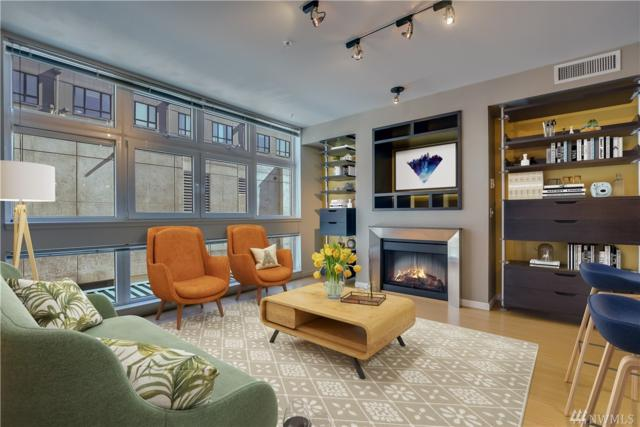 17 W Mercer St #214, Seattle, WA 98119 (#1364935) :: The Robert Ott Group