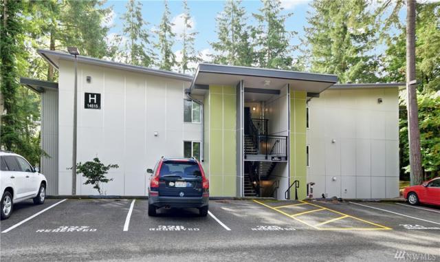 14510 NE 31st H-206, Bellevue, WA 98007 (#1364936) :: KW North Seattle