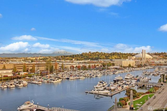 1515 Dock St #815, Tacoma, WA 98402 (#1364942) :: Priority One Realty Inc.