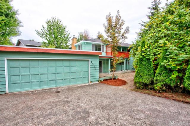 2310 N 161st, Shoreline, WA 98133 (#1364955) :: KW North Seattle