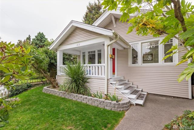 1813 Thorndyke Ave W, Seattle, WA 98199 (#1365064) :: The Mike Chaffee Team