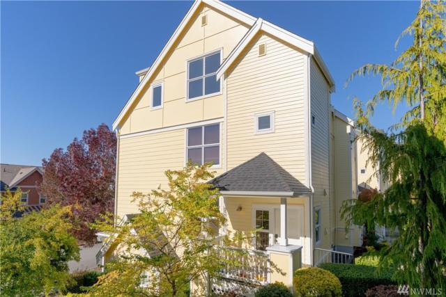 1920 18th Ave NE B, Issaquah, WA 98029 (#1365077) :: The DiBello Real Estate Group