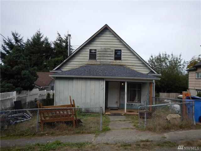 627 NE Franklin Ave, Chehalis, WA 98532 (#1365155) :: Homes on the Sound