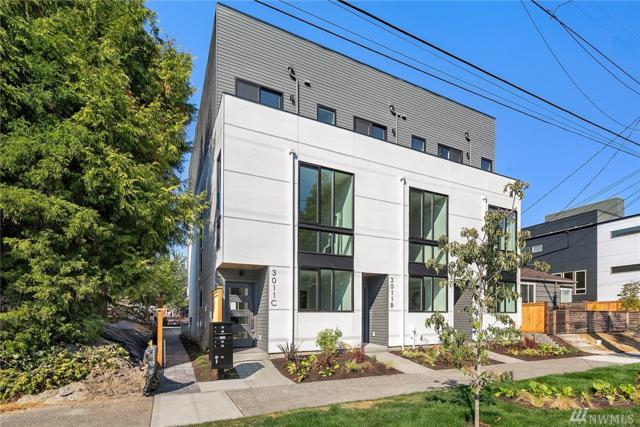 3011 62nd Ave SW A, Seattle, WA 98116 (#1365364) :: Ben Kinney Real Estate Team