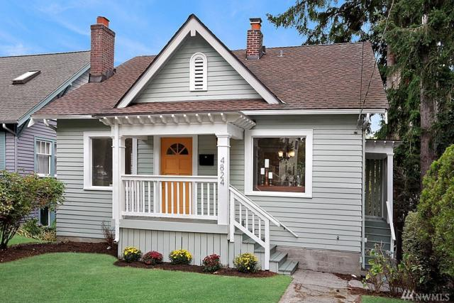 4824 37th Ave NE, Seattle, WA 98105 (#1365377) :: Homes on the Sound