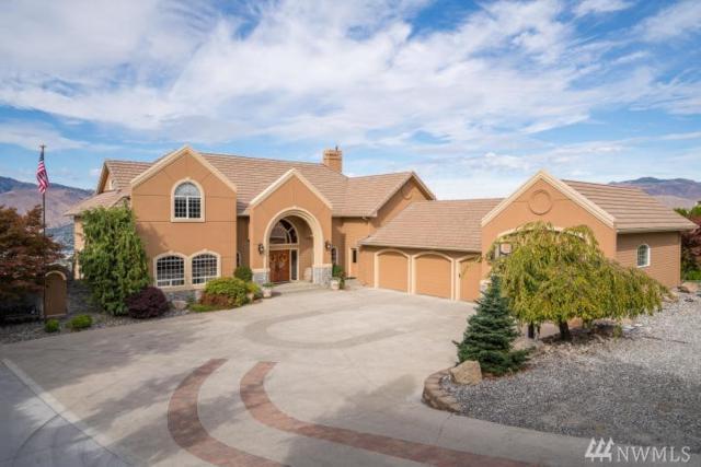 2462 Twin Peaks View, East Wenatchee, WA 98802 (#1365558) :: Nick McLean Real Estate Group