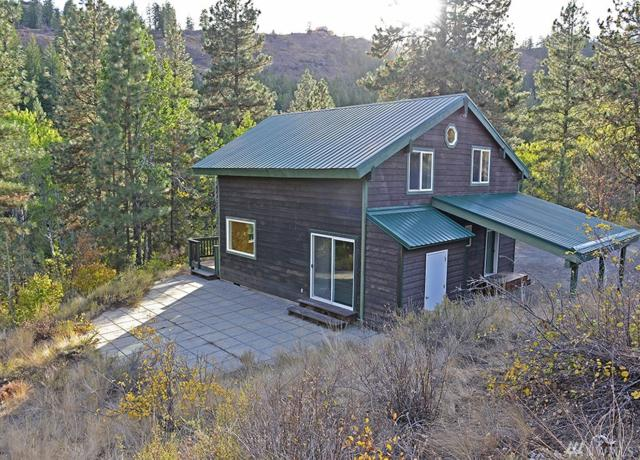 40 Sugar Pine Rd, Winthrop, WA 98862 (#1365568) :: Keller Williams Western Realty