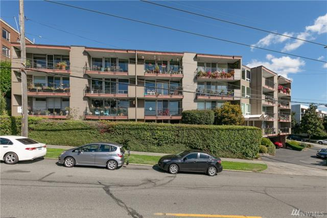 500 W Olympic Place #204, Seattle, WA 98119 (#1365847) :: The Kendra Todd Group at Keller Williams