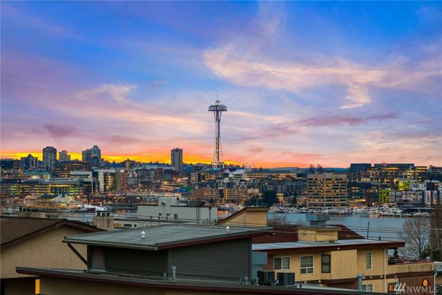 2708-B Franklin Ave E, Seattle, WA 98102 (#1365928) :: The DiBello Real Estate Group