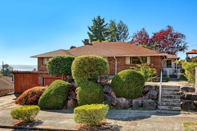 8711 40th Ave SW, Seattle, WA 98136 (#1366034) :: Icon Real Estate Group