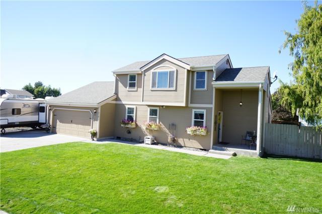 215 F St SE, Ephrata, WA 98823 (#1366057) :: Crutcher Dennis - My Puget Sound Homes