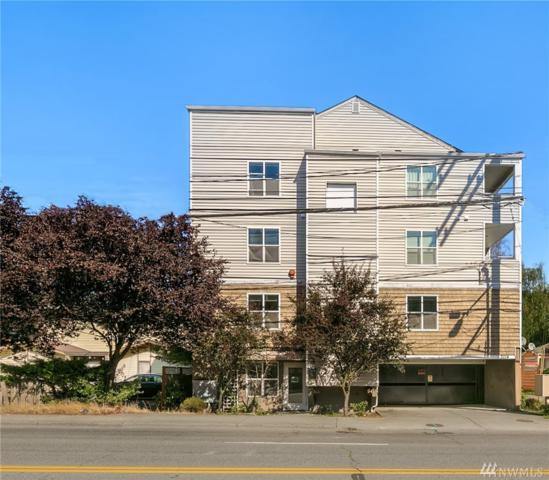3014 NE 145th St 2A, Shoreline, WA 98155 (#1366071) :: KW North Seattle