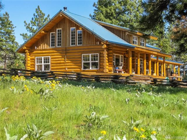 9999 Olalla Canyon Rd, Cashmere, WA 98815 (#1366220) :: Nick McLean Real Estate Group