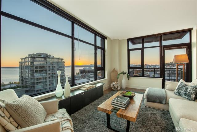 2911 2nd Ave #919, Seattle, WA 98121 (#1366851) :: The DiBello Real Estate Group