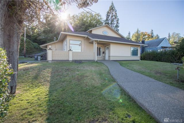 501 N B St, Aberdeen, WA 98520 (#1366965) :: The Home Experience Group Powered by Keller Williams