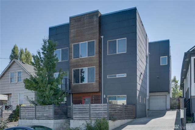 2831-B SW Yancy St, Seattle, WA 98126 (#1366988) :: Real Estate Solutions Group