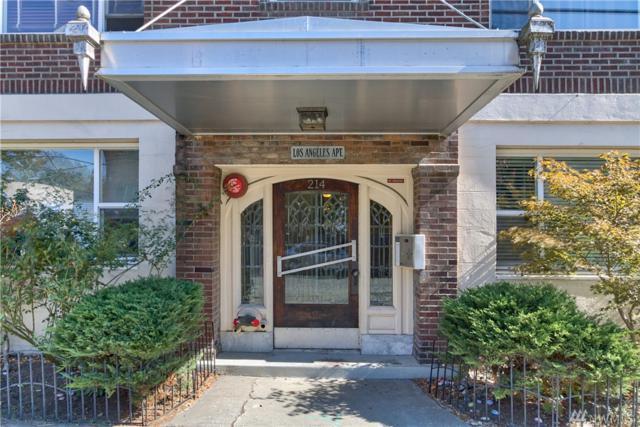 214 Summit Ave E #407, Seattle, WA 98102 (#1367131) :: Ben Kinney Real Estate Team