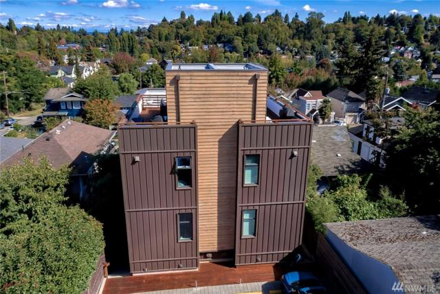 227 27th Ave E B, Seattle, WA 98112 (#1367200) :: Real Estate Solutions Group
