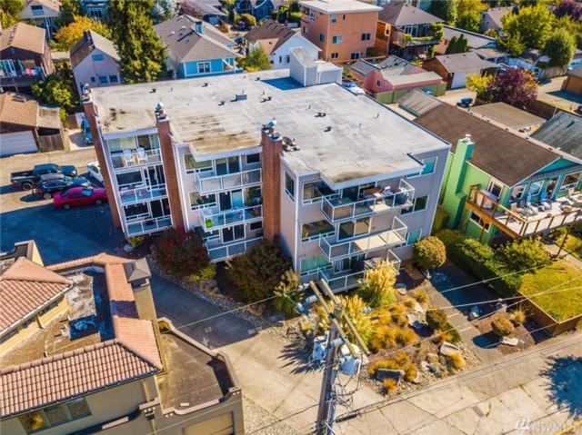 2514 57th Ave SW #302, Seattle, WA 98116 (#1367347) :: McAuley Real Estate