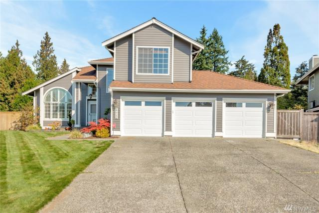 27711 48th Ave S, Auburn, WA 98001 (#1367492) :: Real Estate Solutions Group