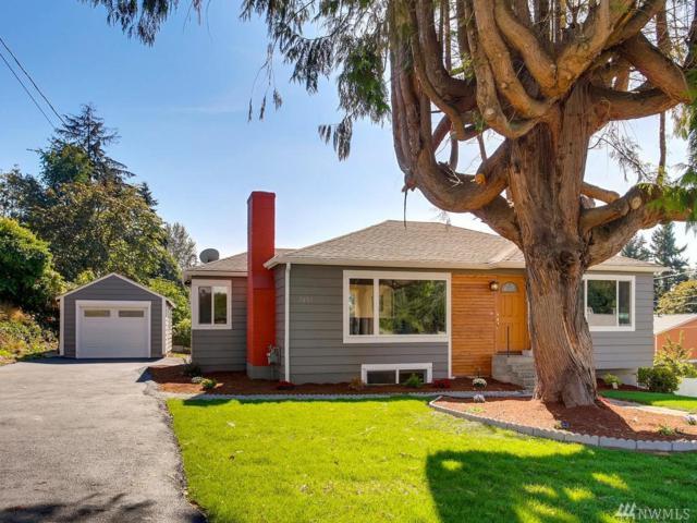 5603 S Bangor St, Seattle, WA 98178 (#1367525) :: Ben Kinney Real Estate Team