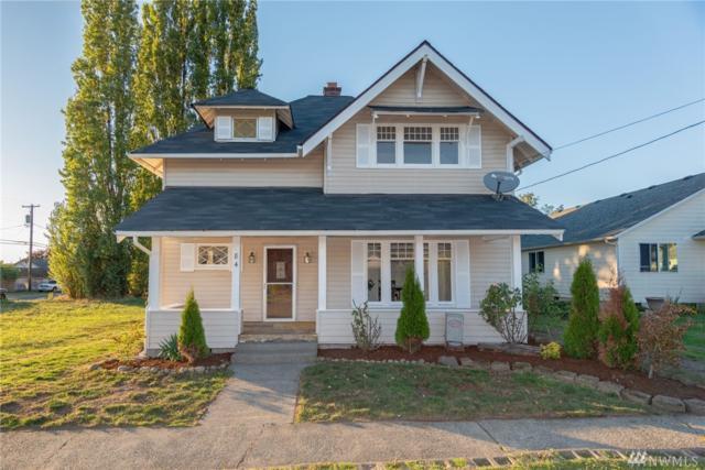 84 SW 11th St, Chehalis, WA 98532 (#1367835) :: Mike & Sandi Nelson Real Estate