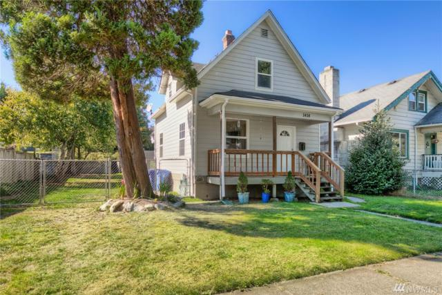 1414 S Cushman Ave, Tacoma, WA 98405 (#1367903) :: NW Home Experts