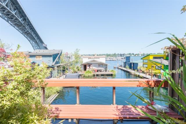 2770 Westlake Ave N #2, Seattle, WA 98109 (#1368154) :: Real Estate Solutions Group