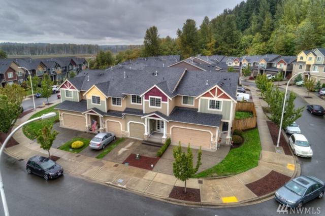 117 SE 61st Place #50, Auburn, WA 98092 (#1368223) :: Mike & Sandi Nelson Real Estate