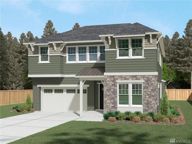 17372 NE 122nd (Homesite 8) St, Redmond, WA 98052 (#1368465) :: The DiBello Real Estate Group